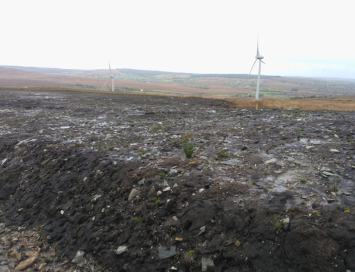 Church Hill/Crighshane Wind Farm