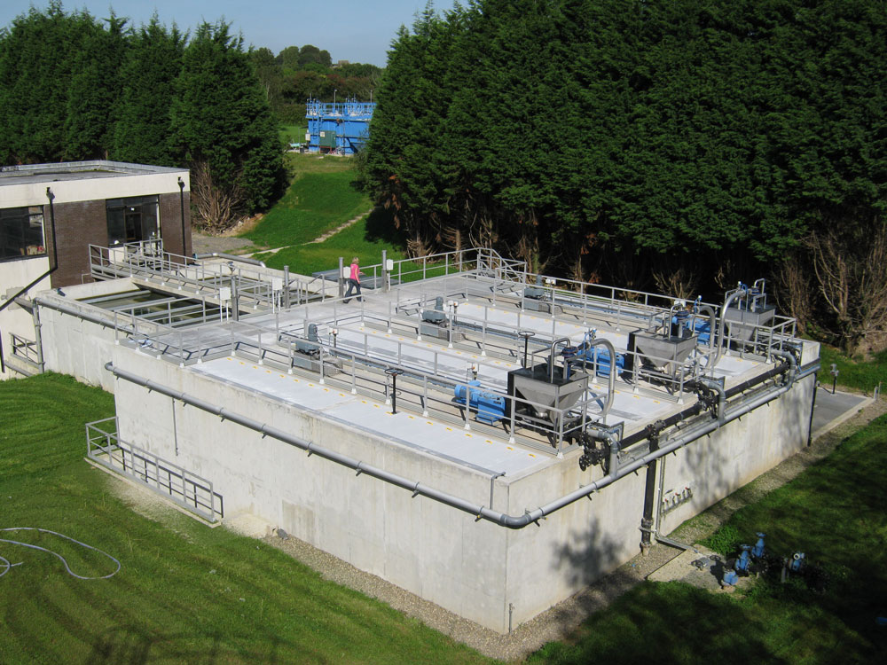Water Treatment Plant Design : Clareville water treatment plant refurbishment design