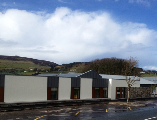Extension to Ransboro National School, Knocknahur, Sligo