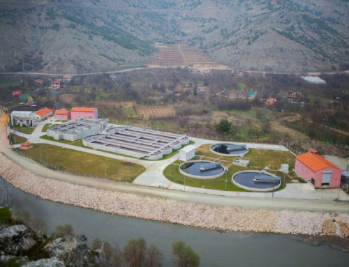 Amasya Wastewater Treatment Project, Turkey