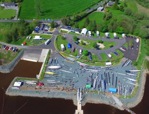 Lough Rinn International Rowing and Cannoe Course