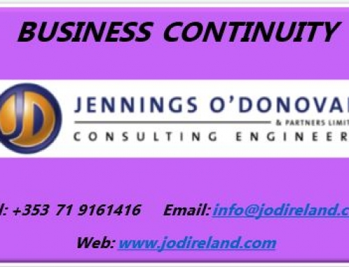 Jennings O'Donovan – Business Continuity
