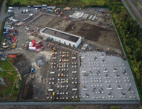 Shannonbridge 100MW BESS Project